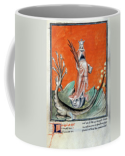 Woman Clothed With Sun Coffee Mug