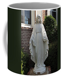 Woman Of Faith Coffee Mug by Aaron Martens