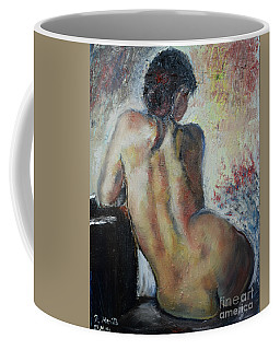 Woman's Back  Coffee Mug