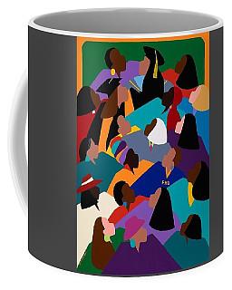 Women Lifting Their Voices Coffee Mug