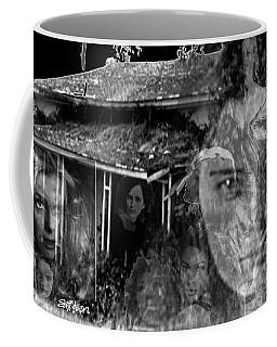 Women Of The House Coffee Mug by Seth Weaver
