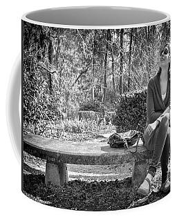 Coffee Mug featuring the photograph Wonder by Howard Salmon