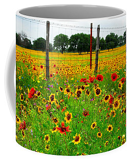 Wonderful Wildflowers Coffee Mug