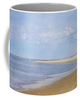 Coffee Mug featuring the photograph Wonderful World by Kim Hojnacki