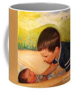 Wonderment Coffee Mug by Hazel Holland