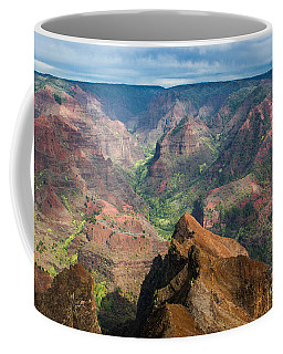 Wonders Of Waimea Coffee Mug