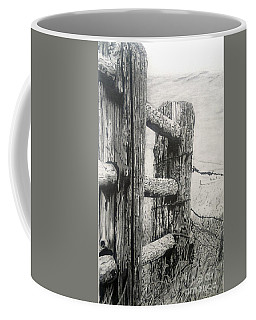 Wood And Wire Coffee Mug