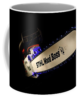 Wood Boss Coffee Mug