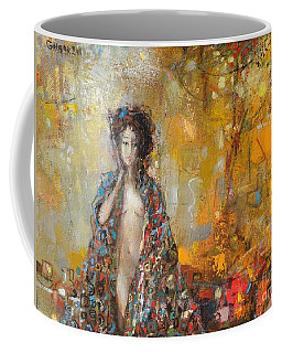 Wood -nymph Coffee Mug