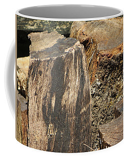Wood You Coffee Mug by Tim Townsend