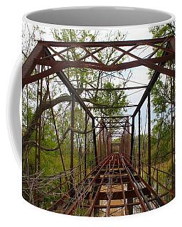 Woodburn Bridge Indianola Ms Coffee Mug