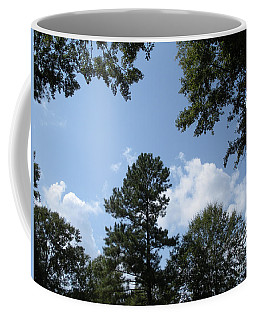 Wooded Forest  Coffee Mug