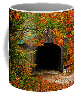 Wooden Bridge Coffee Mug
