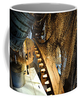 Wooden Gears Coffee Mug