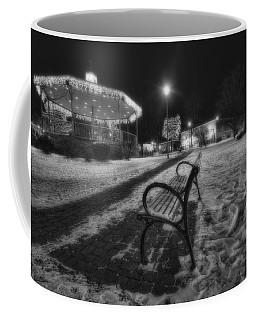 Woodstock Square Xmas Eve Nite Coffee Mug