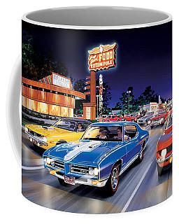 Woodward Avenue Coffee Mug
