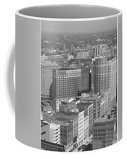 Woodward Avenue Bw Coffee Mug