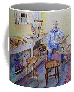 Woodworker Chair Maker Coffee Mug
