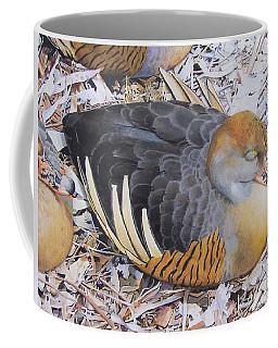 Woody's Duck Coffee Mug