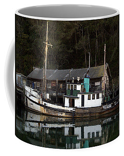 Working Boat Coffee Mug