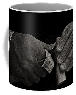 Working Hands Coffee Mug