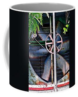 Working Old Fan Coffee Mug