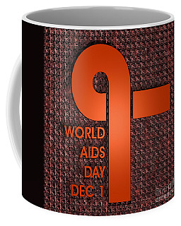 World Aids Day Coffee Mug