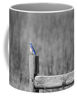 World Of Blue Coffee Mug