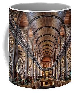World Of Books Coffee Mug
