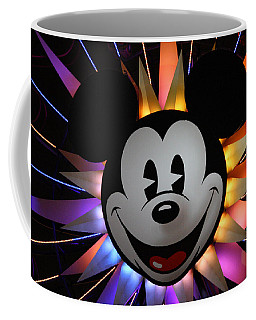 World Of Mickey Coffee Mug by David Nicholls