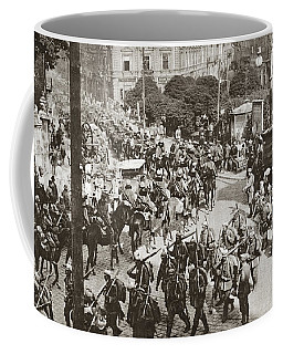 World War I Lemberg Coffee Mug
