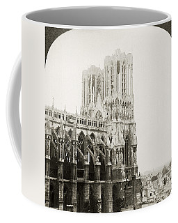 World War I Reims, 1914 Coffee Mug