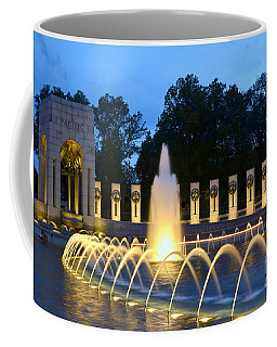 World War II Memorial Coffee Mug