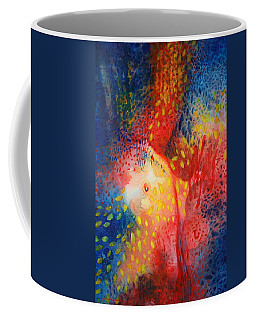 World Within Coffee Mug by Lynda Hoffman-Snodgrass