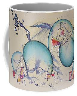 Worlds In Genesis Coffee Mug