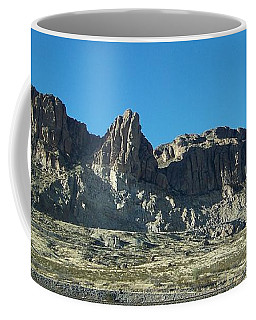 Coffee Mug featuring the photograph Western Landscape by Eunice Miller