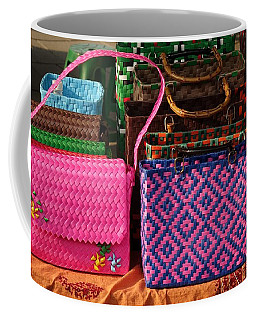 Woven Handbags For Sale Coffee Mug