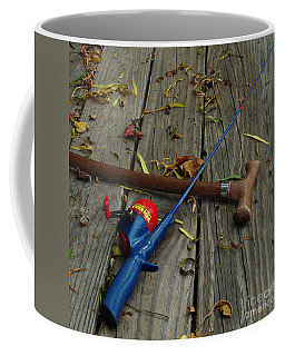 Coffee Mug featuring the photograph Wrapped In Time by Peter Piatt