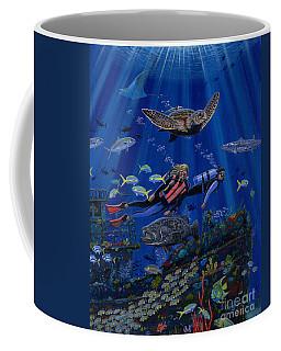Wreck Divers Re0014 Coffee Mug
