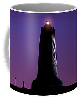 Coffee Mug featuring the photograph Wright Brothers Memorial by Greg Reed