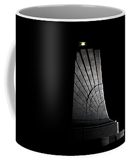 Coffee Mug featuring the photograph Wright Brothers Memorial II by Greg Reed