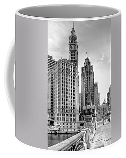 Wrigley And Tribune Coffee Mug