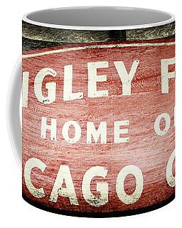 Wrigley Field Sign - No.2 Coffee Mug