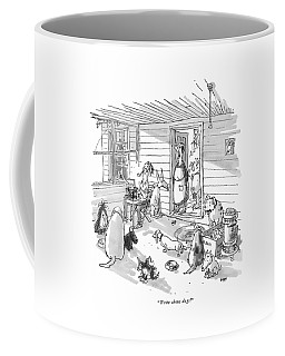 Write About Dogs! Coffee Mug