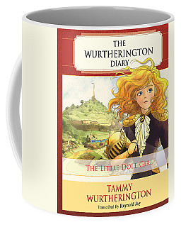 Wurtherington Diary Cover Coffee Mug