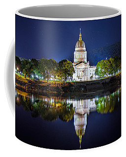 Wv Capitol Coffee Mug