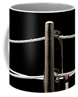 Wwe Ringside Coffee Mug