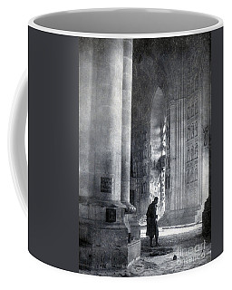 Wwi, Reims Cathedral Coffee Mug