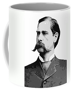 Wyatt Earp Old West Legend Coffee Mug