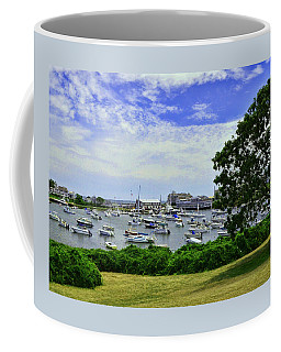Wychmere Harbor Coffee Mug by Allen Beatty